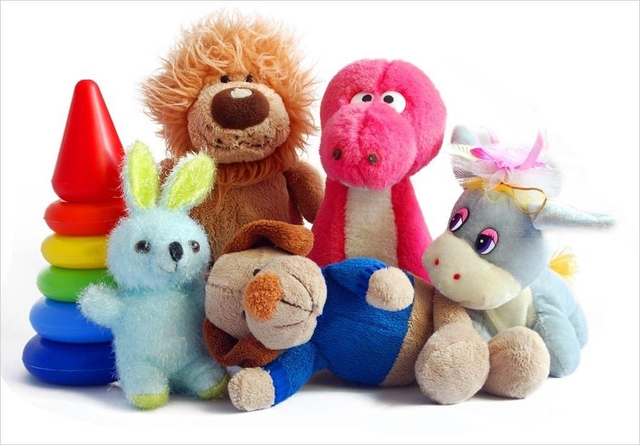 Магазин детских игрушек от производственной фабрики Радуга