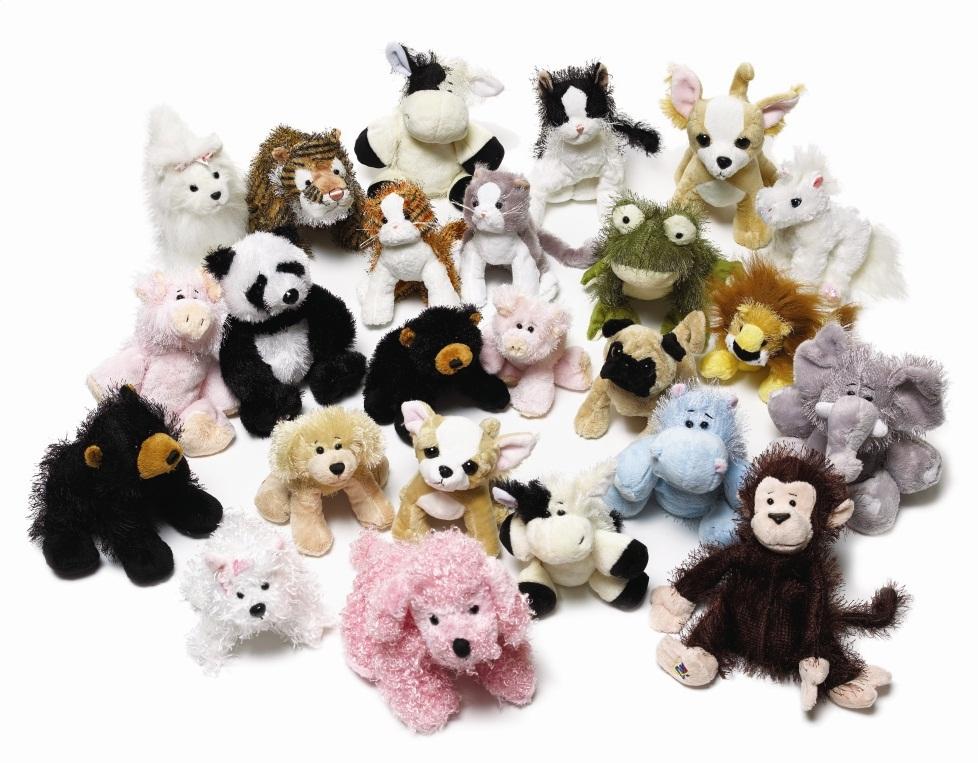 Оптовый магазин мягких игрушек от фабрики Радуга